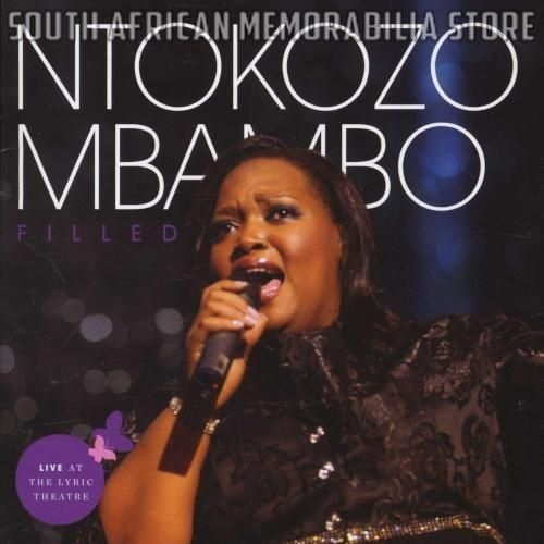 NTOKOZO MBAMBO - Filled - South African Double Gospel CD CDSRBL651 *New*