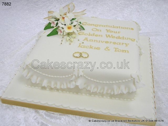 golden wedding cake messages 47 best images about 50th wedding anniversary on 14762