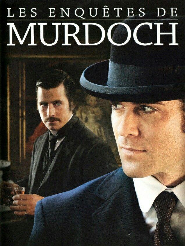 Les Enquêtes de Murdoch No.1 series in France