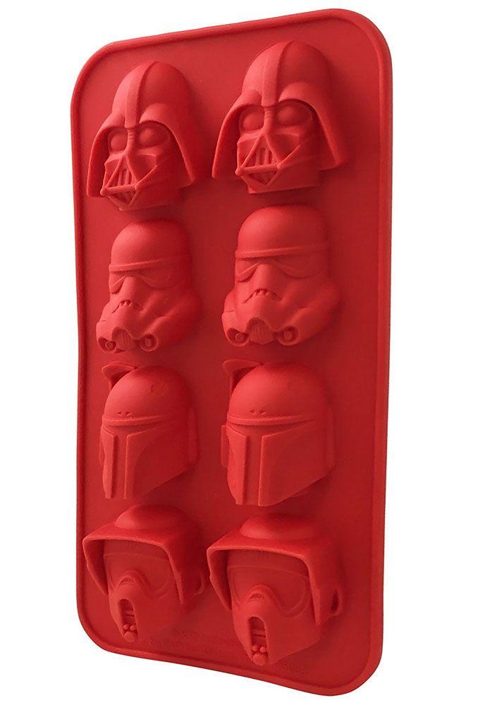 Star Wars Helmets of the Dark Side Ice Cube Tray