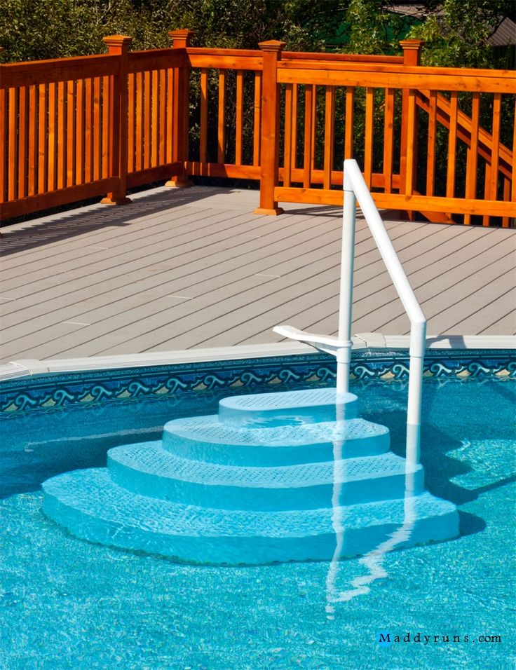 Swimming pool swimming pool ladders stairs replacement steps for swimming pool ladder parts - Above ground pool steps ...