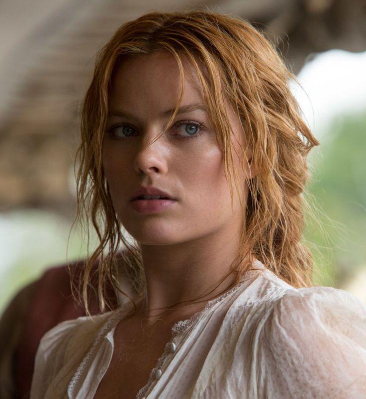 "Margot Robbie en ""La Leyenda de Tarzán"" (The Legend of Tarzan), 2016"