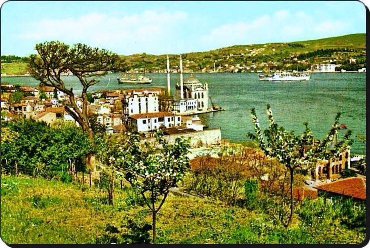 1960larda Boğaziçi ne renkti? #boğaziçi #istanlook