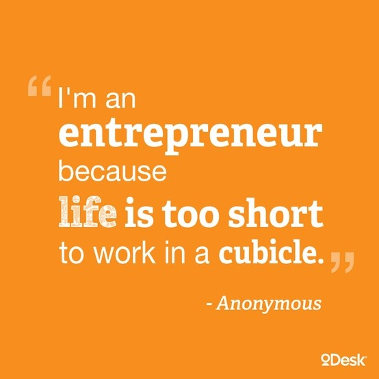 17 images about inspirational quotes for entrepreneurs for Motivational quotes for office cubicle