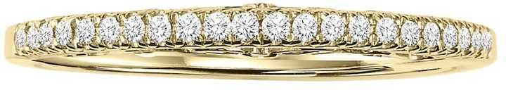 Simply Vera Vera Wang 14k Gold 1/10-ct. T.W. Diamond Band Ring