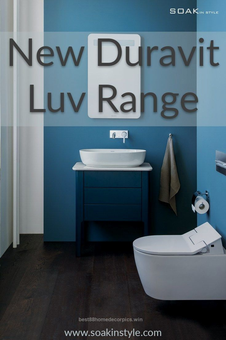 8 best Duravit Luv designed by Cecilie Manz images on Pinterest ...