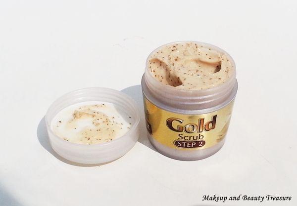 Blue Heaven Gold Facial Kit Review | Makeup and Beauty Treasure
