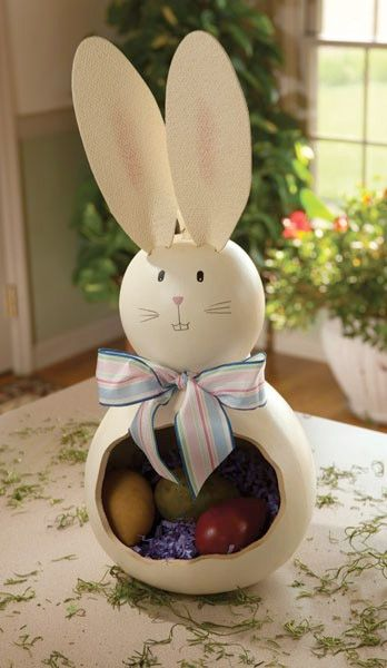 Abby Candy Dish Easter Decor Easter Candy Dish