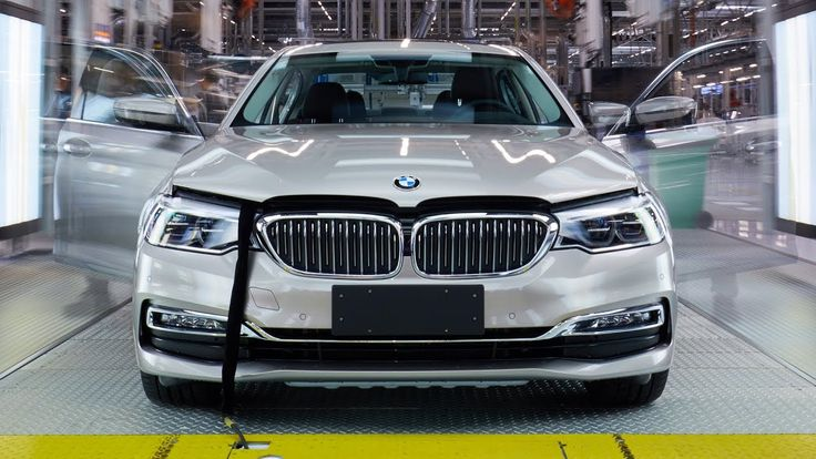 BMW 5 Serisi (2017 Model) Üretim Hattı https://www.fabrikakur.com/videolar/bmw-5-serisi_107.html