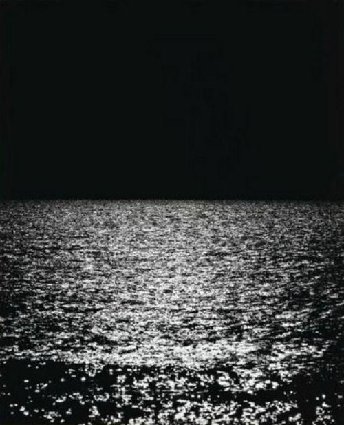 Black Waters by Otto Steinert 1. Sonnenuntergang in Hirtshals,...