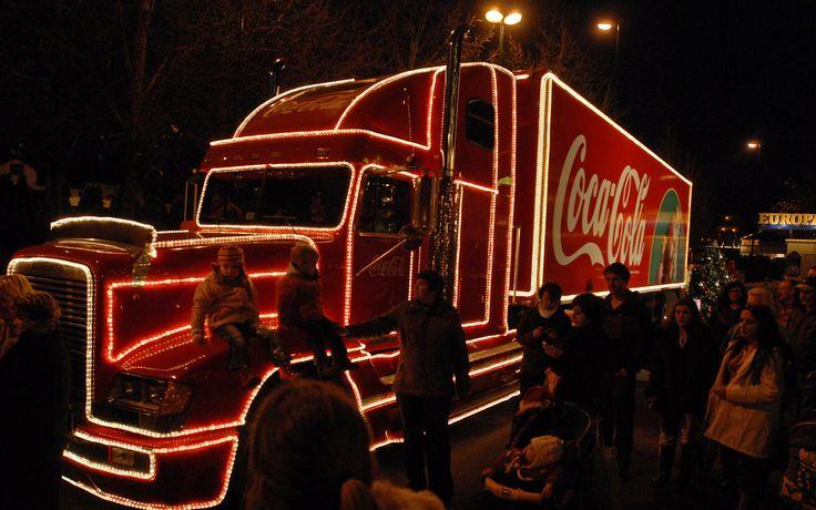 coca cola weihnachtstruck 2016 | Coca-Cola Weihnachtstruck im Europa-Park - Presse | Europa-Park ...