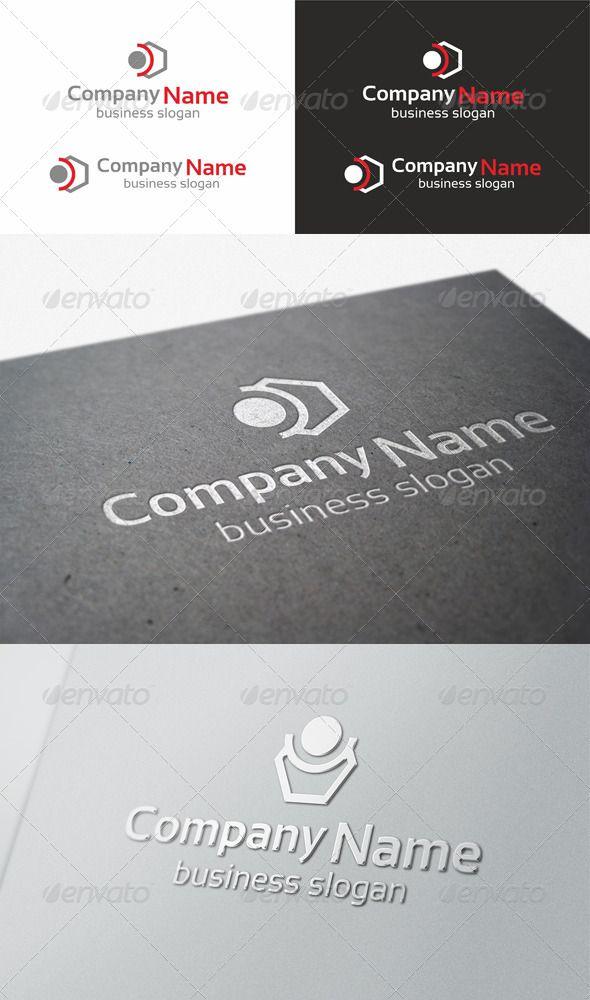 55 best Logo Templates images on Pinterest | Font logo, Fonts and ...