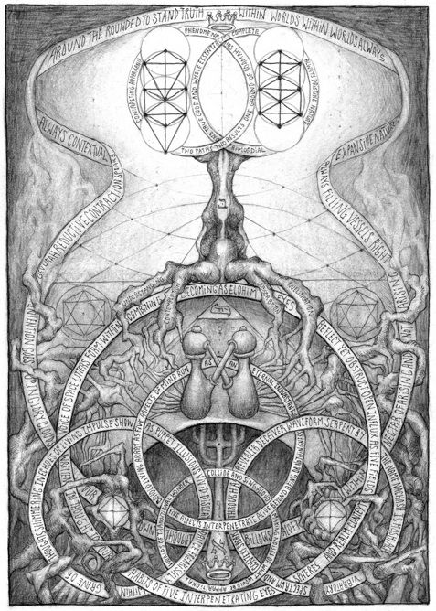 One Ground Two Paths by David Chaim Smith - http://occultofpersonality.net/david-chaim-smith-the-sacrificial-universe/