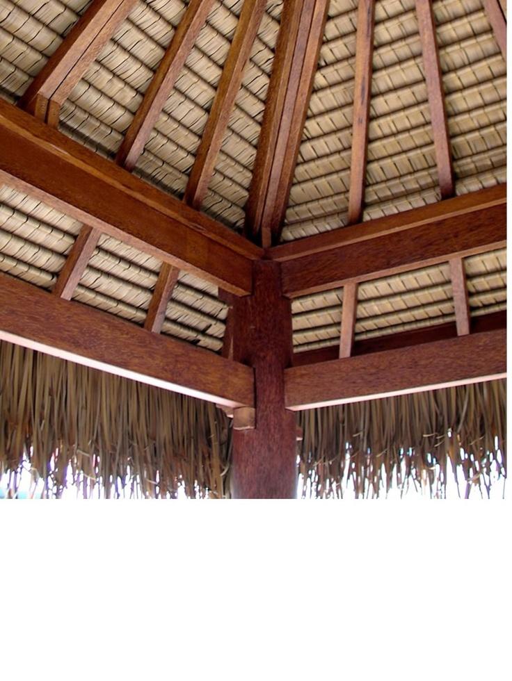 Artificial Bali Thatch