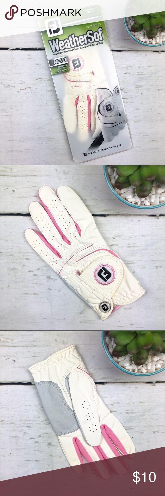 Fj Weathersof Women S Golf Glove Footjoy Weathersof Women S Golf Glove Size S Never Worn New In Packaging Footjoy Other Golf Gloves Gloves Women