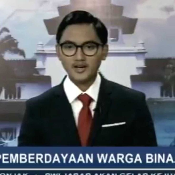 Local News Presenter
