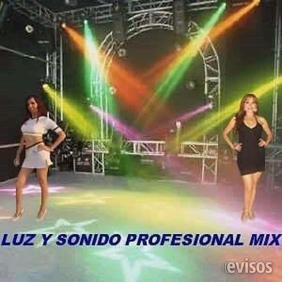 Luz y Sonido en Puebla.  LUZ Y SONIDO PROFESIONAL MIX    $5000 X  5 HORAS. TODO TIPO DE EVENTOS: BODAS, XV AÑOS ...  http://puebla-city.evisos.com.mx/luz-y-sonido-en-puebla-1-id-614096