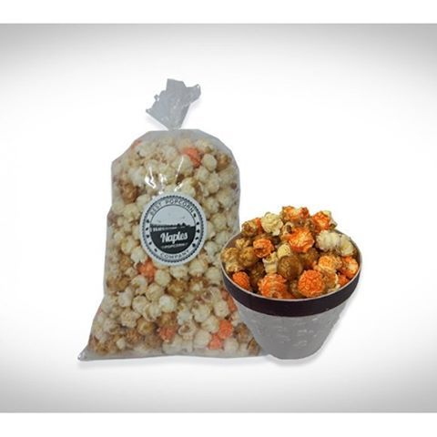 CHETTLE® is our cheddar corn that was cooked in our kettle. All of our high heat kettles give the popped corn the largest pop possible, which adds a fantastic rustic flavor that is only possible in our small batches. CHETTLE MIX is a bag of our custom Chettle combined with caramel and kettle which is all tossed together so you can shift from one taste to the next all in the same handful. A Chettle Corn Mix can contain almost anything from our rustic kettles, so you may find a small taste of…