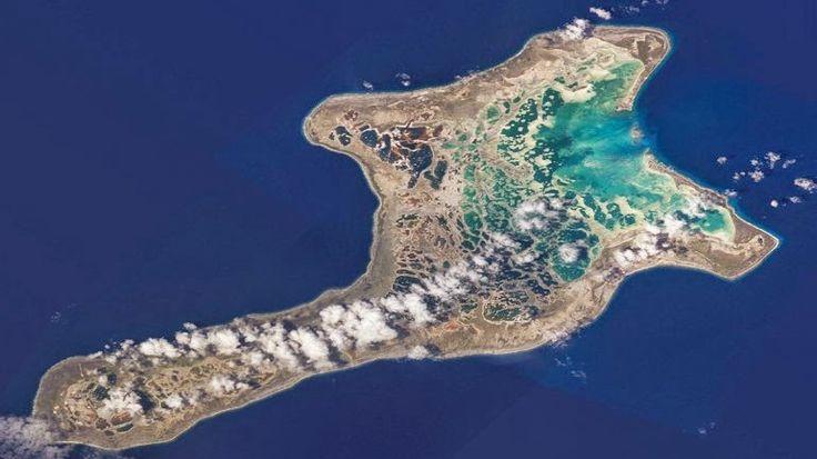 Un Mundo en Paz: Kiritimati, la isla del Pacífico que inauguró el a...