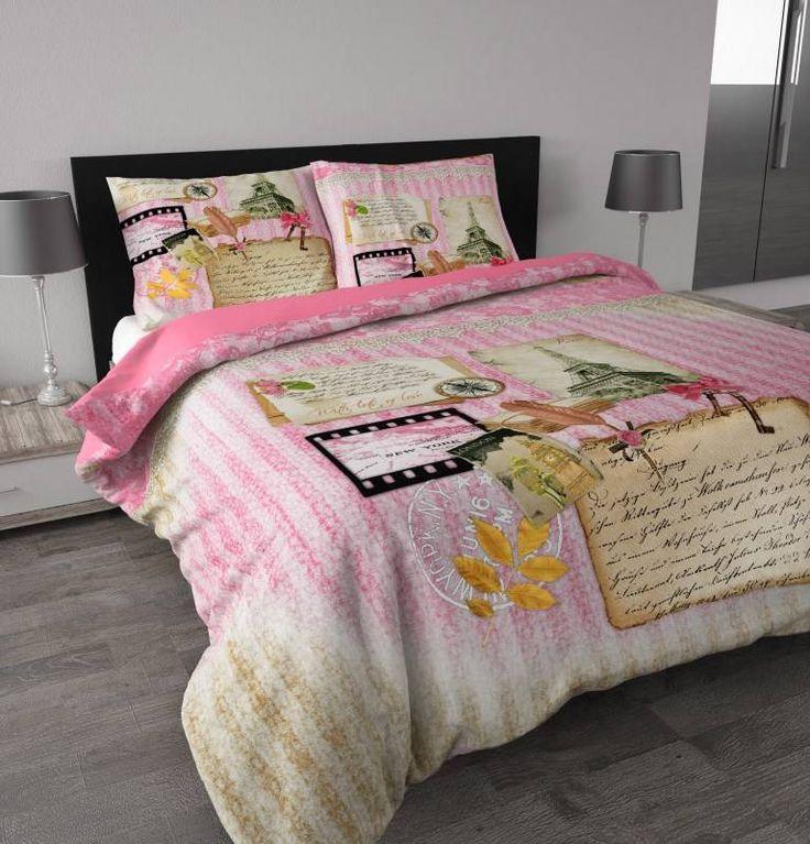 Sleeptime Dekbedovertrek Love Room