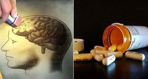 20 médicaments qui provoquent la perte de mémoire  ! stop-using-20-medications-cause-memory-loss