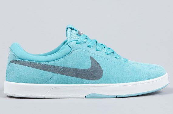 Tiffany Blue Nikes SB Eric Koston        #Blue #Womens #Sneakers