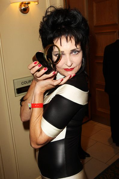 The Q Awards 2011 - Press Room Siouxsie