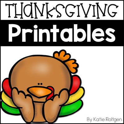 As a kindergarten teacher, it's always so much fun to hear what my students are thankful for each year. They have the biggest hearts and...