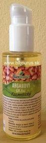 Arganový olej kozmetický s pumpičkou BIOPURUS