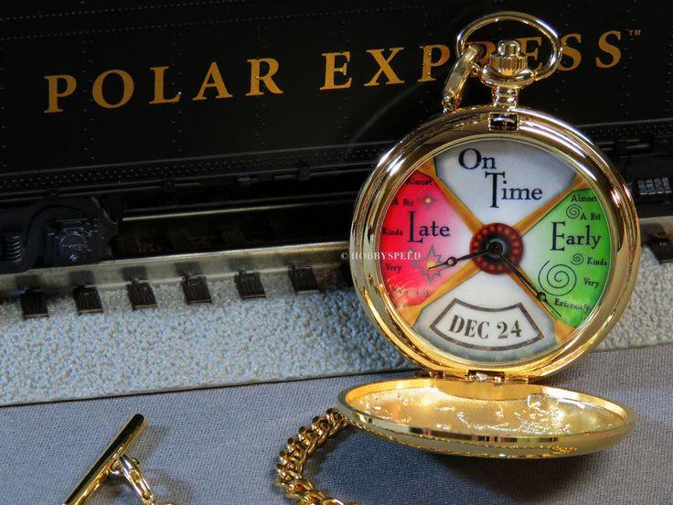 Polar Express Train Conductor Template   LIONEL POLAR EXPRESS CONDUCTOR POCKET WATCH boxed train present clock ...