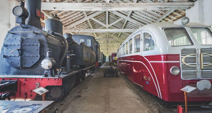 Museu Ferroviário - Macinhata do Vouga