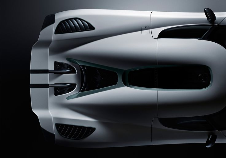 Martin Juul - Koenigsegg Prints