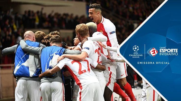 Melhores Momentos - Monaco 3 x 1 Borussia Dortmund - Champions League (1...