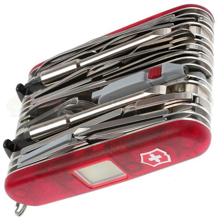 Victorinox Swiss Army Swisschamp Xavt Red 53509