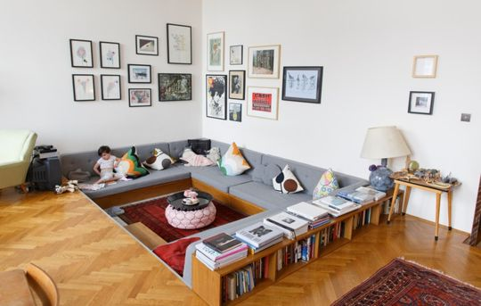 Let's Bring Back the Conversation Pit
