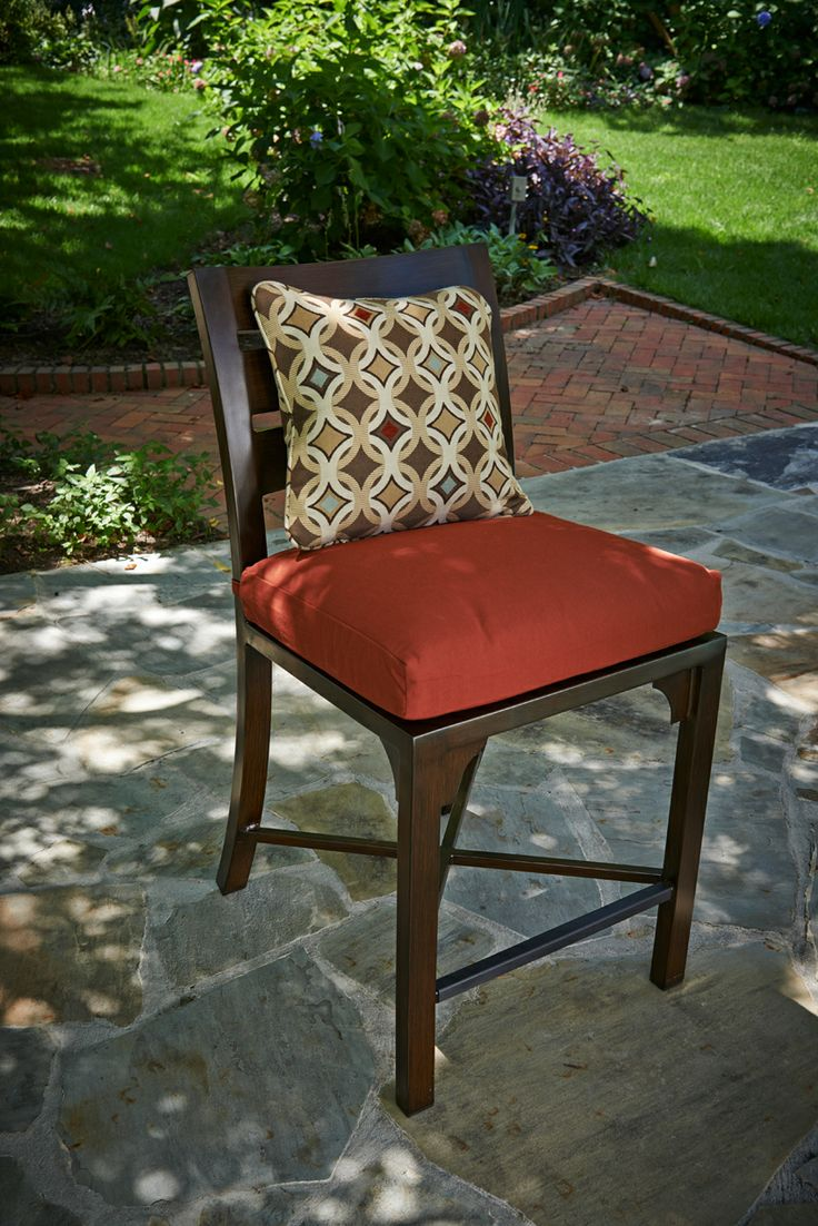 Bungalow Counter Height Chair