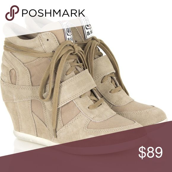 ASH sneaker wedges SZ 8 Ash sneaker wedges sz8- never worn Ash Shoes Sneakers