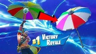 Ik Heb De Fortnite Season 5 Umbrella 1 Victory Royale Fortnite