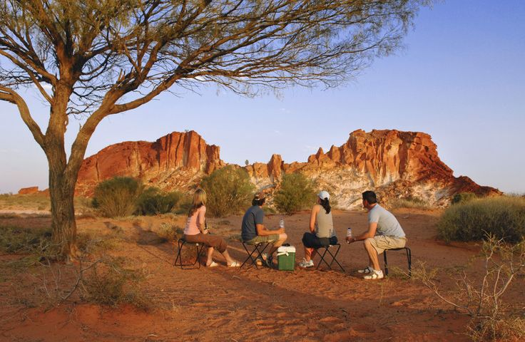 Rugged outback of Australia for outback holiday adventures. http://www.ozehols.com.au/blog/new-south-wales/motels-in-broken-hill-for-your-outback-nsw-holidays/ #brokenhill #outbackholidays