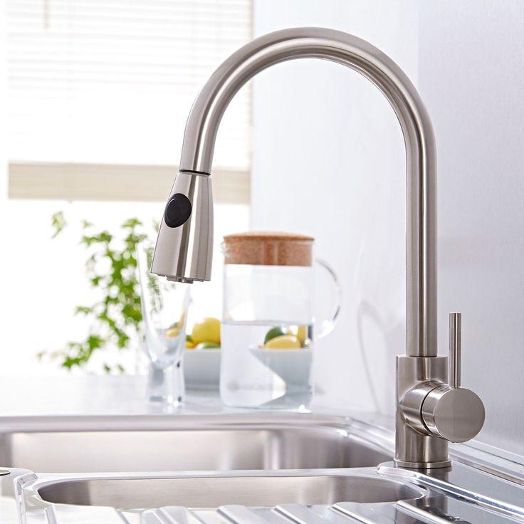 11 best Kitchen Faucets images on Pinterest | Kitchen faucets ...