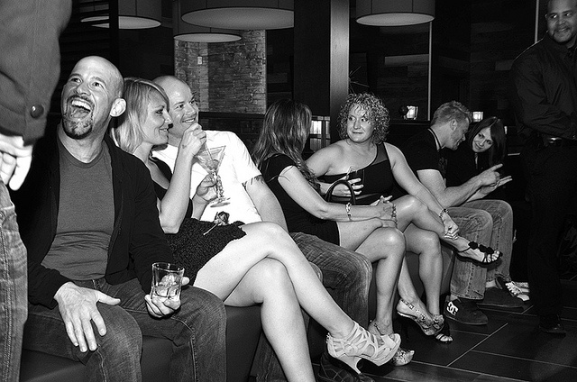 The Party! by Houston Avenue Bar & Grill, via Flickr