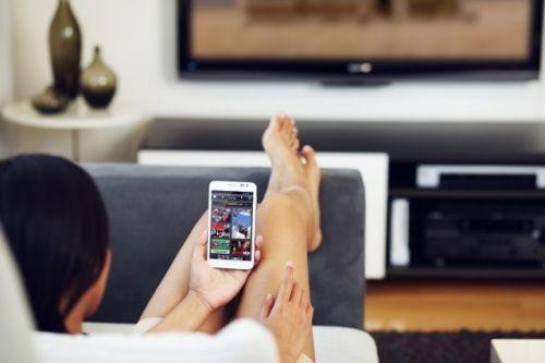 Τηλεόραση και social media. Η έννοια του connected viewer - Smoky Pixel  http://www.smokypixel.gr/2012/12/tv-and-social-media-connected-viewer/
