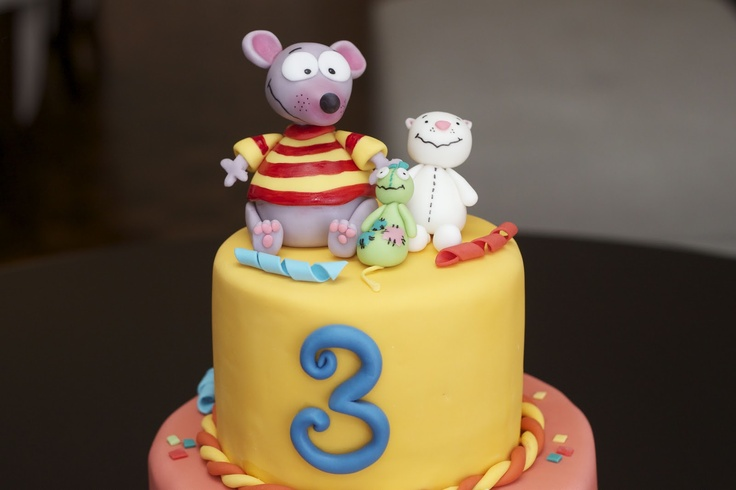 Sweet-D Cakes: A Toopy and Binoo birthday! A must try for me