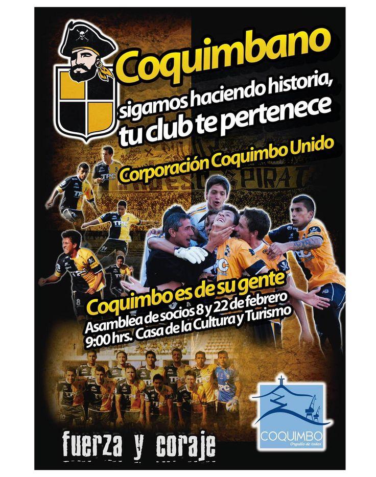 Top Site Coquimbo Unido.