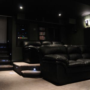 309 Best Movies At Home Images On Pinterest  Home Ideas Future Simple Living Room Theater Portland Oregon 2018