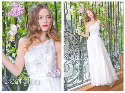 GEORGINA / Wedding Dresses / Winter 2013 Collection / Jack Sullivan Bridal