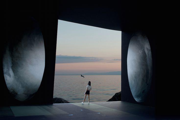 Ilka Kramer – Les autres paysages terrestres   Mouvement Planant