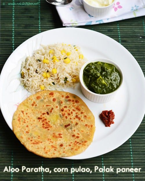 Rak S Kitchen Paratha Recipes