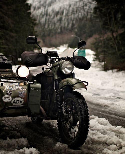 Ural adventure
