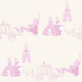 Disney Magic Kids 81071-00 Princess | Prinsessen en Elven behang | Behang bestel je online bij Behangexpert !